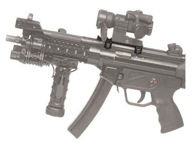 MP5 Extended Rail Mount 2