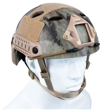 Para-Jump-FAST-Helmet-With-NVG-Mount