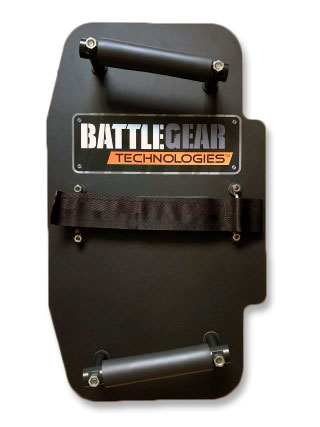 Ballistic Shield Back