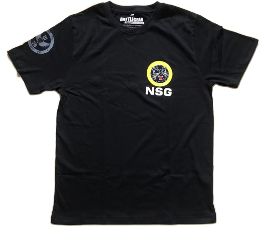 Crew-neck-tactical-T-shirt-short-front
