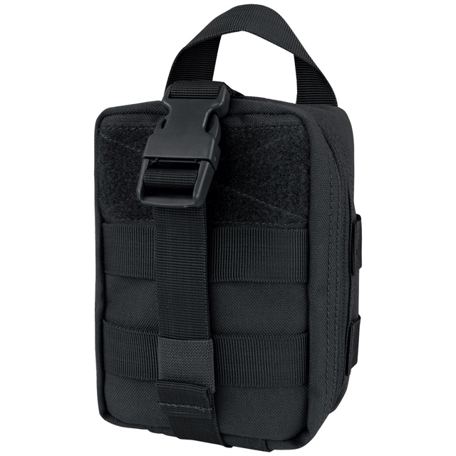 small RIP away medic pouch 1